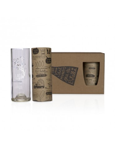 Pack de vasos Late Harvest...